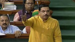 No question of curtailing Budget Session: Pralhad Joshi