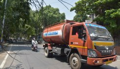 Tech corridors to face heat, water tankers call strike