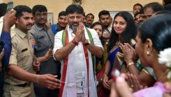 Will build cadre-based party, says D K Shivakumar