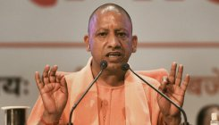 Yogi pats own back on completion of 3 year in office