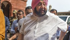 Gogoi's nomination to RS questionable: Amarinder