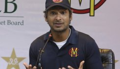 Sangakkara in self-quarantine after returning from UK