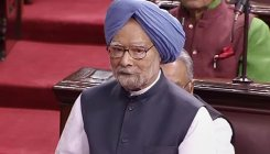 Manmohan seeks leave from Rajya Sabha citing ill health