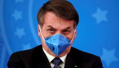 Bolsonaro warns virus quarantines could ignite 'chaos'