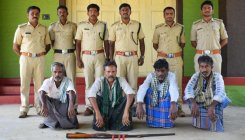 Four arrested for trespassing, poaching in forest area