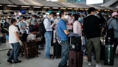 Asia: Tourists stuck by canceled flights, shut borders