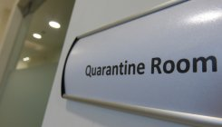 12 including doctors asked to remain home quarantined
