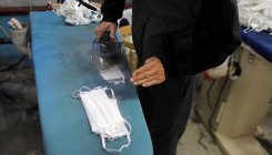 Saudi seizes 5 million illegally stored medical masks