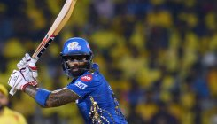 Mentally at Wankhede, physically home: Suryakumar Yadav