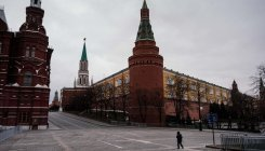 Moscow begins lockdown; Russia prepares for confinement