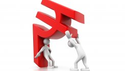 Flight of foreign capital hit investors, rupee hard