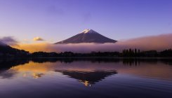 'Any possible eruption of Mt Fuji could paralyse Tokyo'