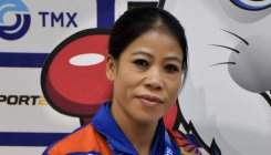 There's no mantra for success, just hard work: Mary Kom