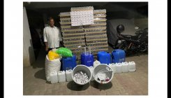 CCB police arrest man for manufacturing fake sanitisers