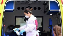 UK PM: Record virus death toll makes for 'sad, sad day'