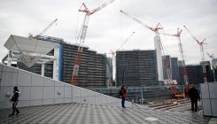 Olympics Athletes Village could house virus patients