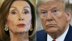 In time of crisis, Trump-Pelosi relation remains broken