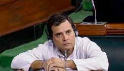 Shining torches in sky won't solve problem: Rahul