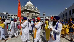 Pak scraps Baisakhi celebration at Gurdwara Punja Sahib
