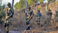 Pak troops violate ceasefire along LoC in Poonch