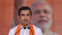 Gambhir offers Rs 50 lakh from MPLAD fund to Delhi govt