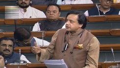 Tharoor seeks rollback of suspension of MPLADS funds