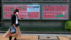 Nikkei opens up over 3% on hopes of falling virus toll