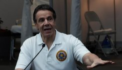 New York governor extends shutdown to April 29