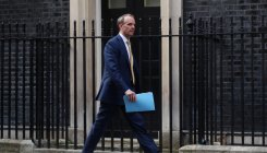 PM Johnson breathing without assistance: Raab