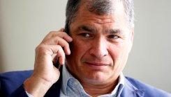 Ecuador ex-president sentenced to 8 years in jail