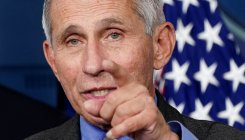 Americans should never shake hands again: Fauci