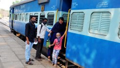 SWR runs 2 Hubballi-Harihar specials for staffers