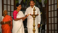 Pray that world is victorious against COVID-19: Naidu