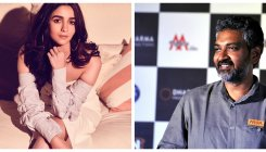 SSR reveals the reason behind casting Alia in 'RRR'
