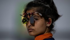 Indian shooters were at peak before COVID-19: Bhaker