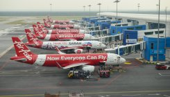 AirAsia cuts staff salaries by up to 20% for April