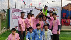Countries first transgender football team in Manipur