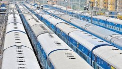 No passenger train on railway anniversary