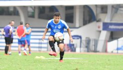 Stirring run from Wangoi FA to BFC