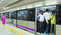 Namma Metro train services suspended until May 3