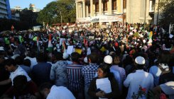 BBMP bans protests in front of Town Hall in Bengaluru