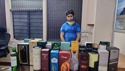 Lockdown: Man held for trying to sell liquor in B'luru