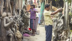 COVID-19: Troubled times loom for Kumartuli god makers