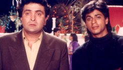 SRK recalls working with Rishi Kapoor in 'Deewana'