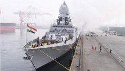 Navy ready with evacuation plan for Indians in Gulf