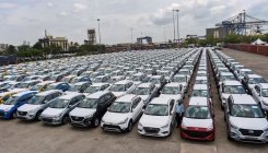 Lockdown-hit auto has nil domestic sales in April