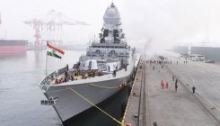 Indian Navy ships to bring back citizens from Maldives