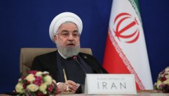 Trump's nuclear deal exit was 'stupid mistake', Rouhani