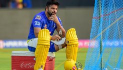 'Raina didn't show form in domestic cric for comeback'