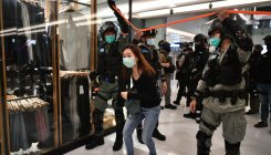 HK won't calm unless violent protesters removed: China